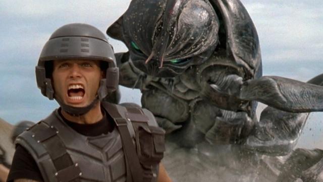 Csillagközi invázió* <br />(Starship Troopers, 1997)