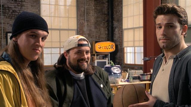 Jay és néma Bob visszavág* <br />(Jay and Silent Bob Strike Back, 2001)