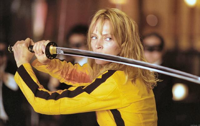 Kill Bill: Vol. 1 & 2* <br />(2003-2004)