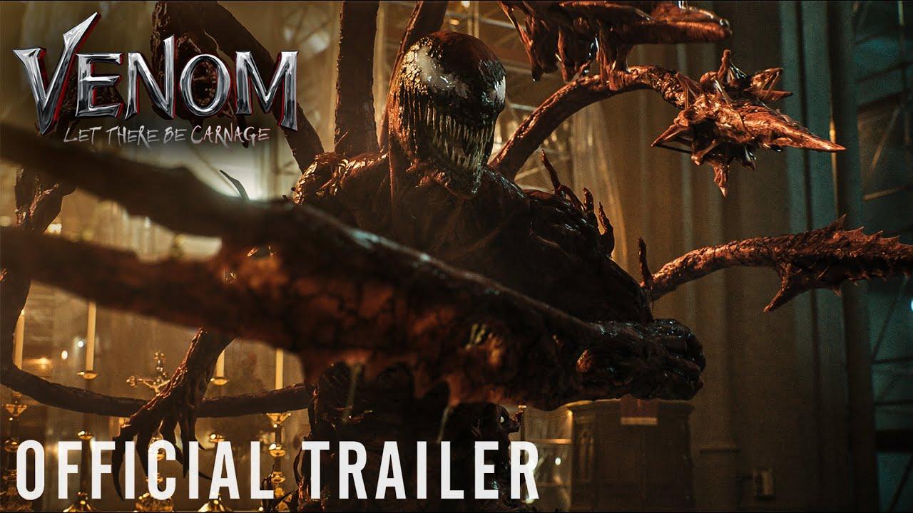 Új előzetes érkezett a Venom folytatásához