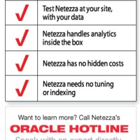 Netezza – EnterpriseDB támadás az Oracle ellen