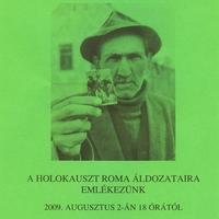 Roma Holokauszt Emléknap 2009