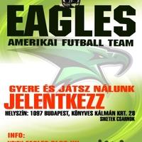Csatlakozz az Eagles csapatához!!