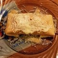 Baconös-sajtos palacsinta