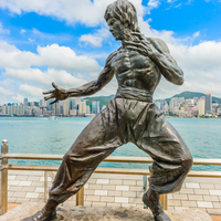 Testépítő vs. harcművész - Ki nyerne?