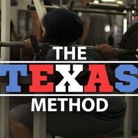A középhaladó erőemelők módszere a Texas Módszer