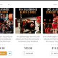 Könyvajánló (?) Eric Lilliebridge könyvei
