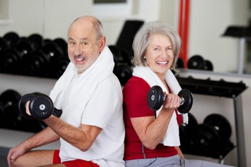 Időskori  edzéstervezés