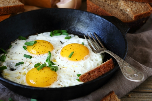 Az egyik legjobb fehérjeforrás: a tojás