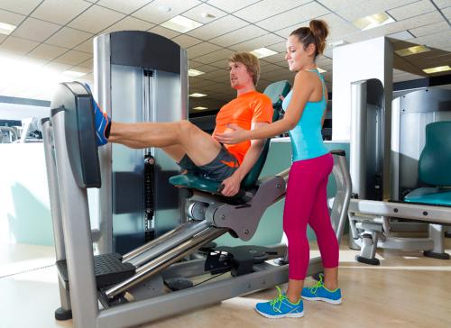 Edzés gerincsérüléssel?