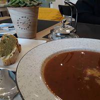Tomato soup by @oregano_2017
