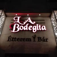 L. A. Bodegita - Egy falat Kuba Budapesten?