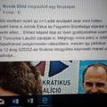 n+1-edik árulást emleget Novák Előd a Jobbikban