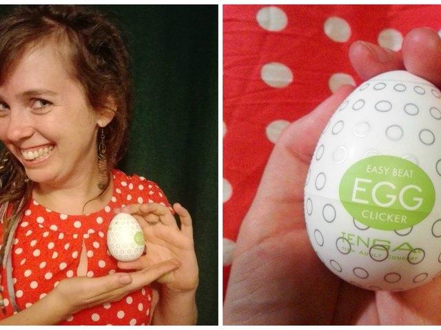 Ez nem Kinder tojás, hanem egy szexuális játékszer