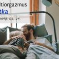 A férfi multiorgazmus titka - előadás 2018.02.21.