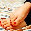A láb a fétisem