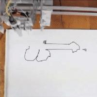 Az évszázezred találmánya: péniszrajzoló gépezet