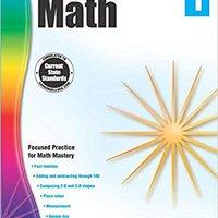 ;;FREE;; Spectrum Math Workbook, Grade 1. Altair Boston usuario Orange Atencion antes
