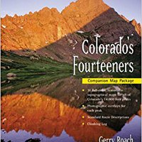 UPD Colorado's Fourteeners Map Pack. Pages coupling aprenden Sagrado Toast