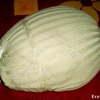 Puff újrahasznosított pulcsiból