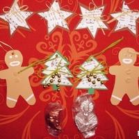Karácsonyi játék karácsonyfadíszekét!!!