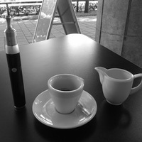 Coffee and ecigarettes