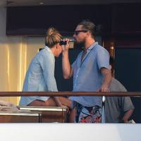 Leonardo DiCaprio is ecigit használ