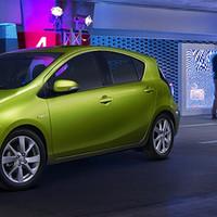 Toyota — a lime szín előnyei