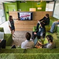 Y generációs zöld forradalom az irodákban