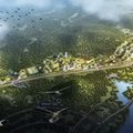 A függőleges erdő után itt a kínai ,,Forest City