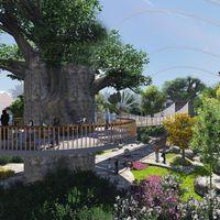 Megújuló energiát termelő parkja is lesz a Dubaji Szafari Parknak