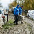 10 ezer tonna hulladékot emeltek ki a Tiszából