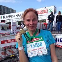Futó Expon jártunk: Ónodi Eszter félmaratonra készül!