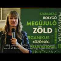 Green Heroes - Bea Johnson in Budapest