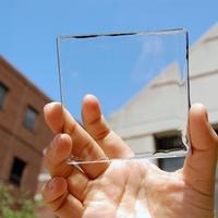 Milyenek lesznek az átlátszó napelemek?