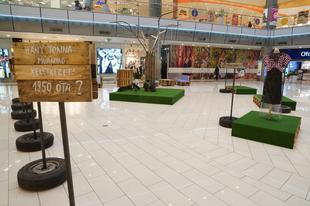 Újra felhasználás és újrahasznosítás a Duna Plaza zöld kampányában