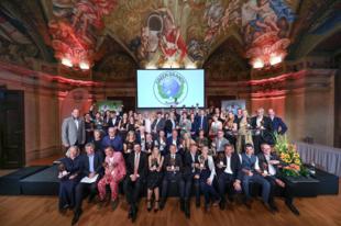 55 fenntartható márkát díjaztak a bécsi GREEN BRANDS gálán