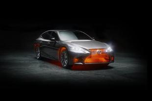 Vadonatúj környezetbarát luxusautó: Lexus LS