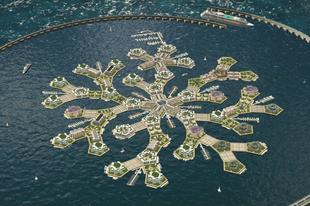 Lebegő szigetekre telepítik Francia Polinézia lakosait