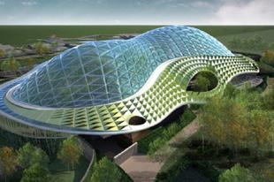 Biodómot épít a Budapesti Állatkert