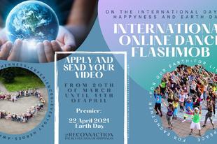 A közös élmények összekovácsolnak! - Nemzetközi Online Táncflashmob