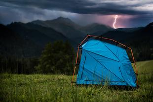 BOLT Tent, a villámálló sátor