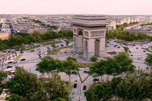 Óriási kertté alakítják át a Champs-Élysées-t 2030-ra