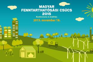 Magyar Fenntarthatósági Csúcs 2015