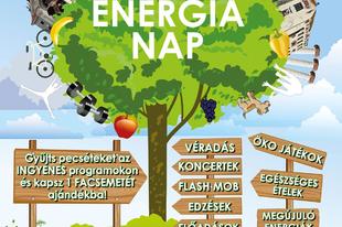 Energia Nap: egy környezettudatos szombat délután