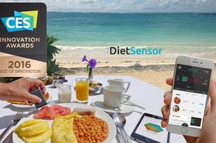 DietSensor, az egészséges táplálkozás úttörője