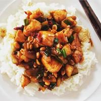 Kínai (Gong Bao) csirke