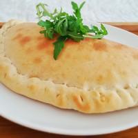 Calzone, az olasz töltött pizza
