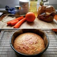 Egyszerű répatorta - a kezdők tortája
