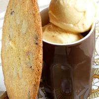 Jó nagy: Óriás chocolate chip cookie juharszirup fagylalttal